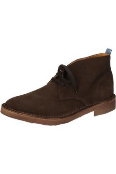 Boots Moma bottines marron daim AB331(115395366)