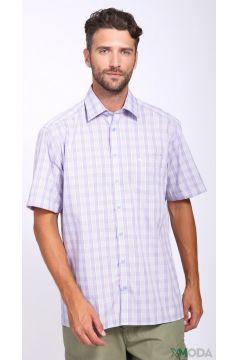 Мужские рубашки с коротким рукавом(109014833)