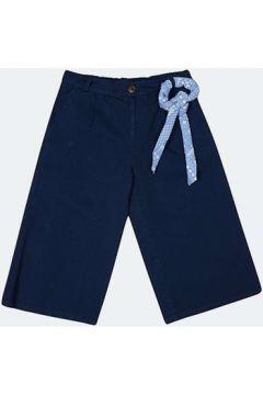 Pantalon enfant Tommy Hilfiger KG0KG03372 CHERISED PANT(115627912)
