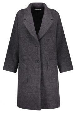 Mantel aus Wolle und Baumwolle(117874018)