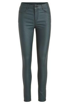 VILA Belagda Skinny Fit-jeans Kvinna Grön(92521144)