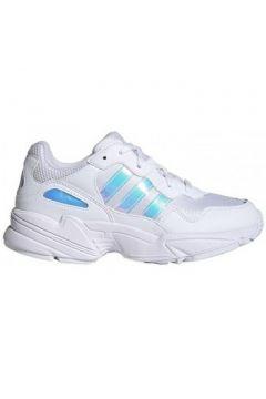 Chaussures enfant adidas YUNG-96 J / BLANC(115537516)