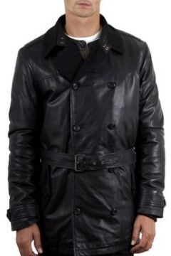 Trench Mac Douglas London 1 Noir (AVEC doubl.)(115450039)
