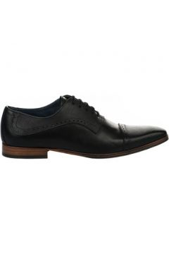 Chaussures First Collective Chaussures à lacets homme - - Noir - 40(127933633)