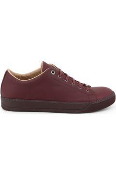 Chaussures Lanvin FM-SKDBNC-VNAP-P18 34-BORDEAUX(115537859)