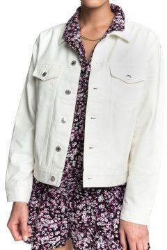 Quiksilver Trucker Damen Jacke - Lily White(123334334)