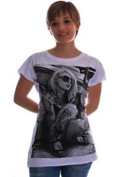 T-shirt Spital Fields London amsterdam coton(115461585)