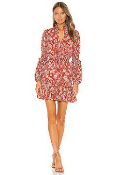Мини платье rosewell - Alexis(115076163)