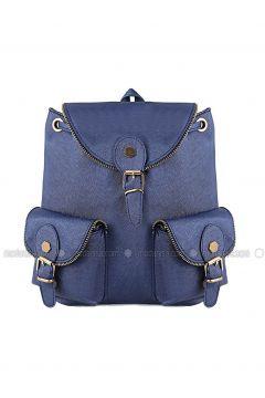 Navy Blue - Backpacks - Polonation Yatch Club(110319324)
