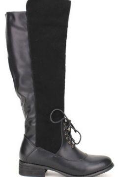 Bottes Cendriyon Bottes Noir Chaussures Femme(88707840)