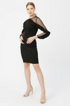 Ekol Siyah Elbise(116508717)