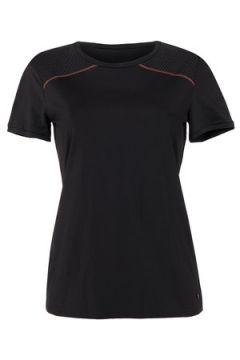 T-shirt Lisca T-shirt de sport manches courtes Energy Cheek noir(101607465)