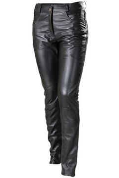 Pantalon Pallas Cuir Pantalon en cuir sélection ref_reg33511-noir(115557105)