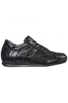 Women's shoes leather trainers sneakers(118071595)
