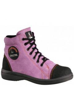 Boots Lemaitre BASKET DE SECURITE FEMME VITAMINE HAUTE ROSE(127955202)