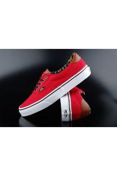 Vans Sneaker Era 59 Red/Leopard US8,5/EU41(111059065)