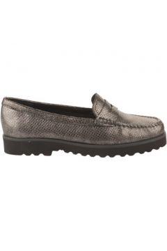 Chaussures Miglio Mocassins femme - - Gris argent - 36(127990287)