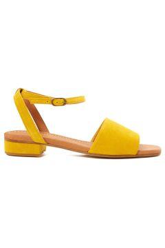 Sandalen aus Spaltleder Holiday(112328061)