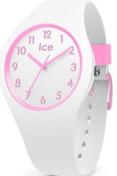 Montre Ice Watch Montre en Silicone Blanc Enfant(98531804)