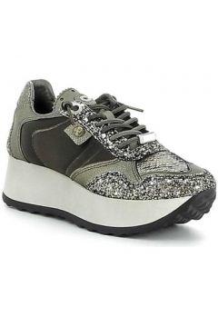 Chaussures Cetti Baskets en cuir à plateau(115447651)