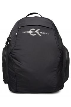 Icon Backpack 38cm Rucksack Tasche Schwarz CALVIN KLEIN PERFORMANCE(117288111)