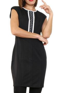 Robe Cendriyon Tuniques Noir Vêtements Femme(115425153)