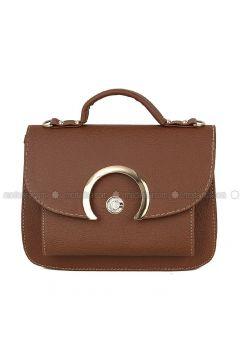 Brown - Shoulder Bags - Polonation Yatch Club(110328060)