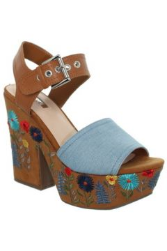 Sandales Guess Sandales Caralin ref_guess40566-blue(115556118)