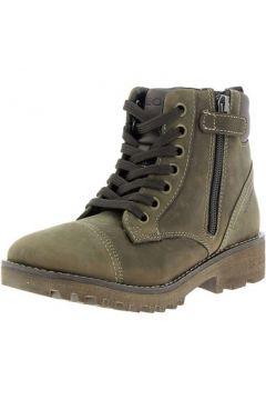 Boots enfant Geox J Axel B Marroni(115476703)