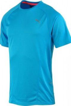 Sweat-shirt Puma Pr Faster Than U Ss Tee At Light blue(115483664)
