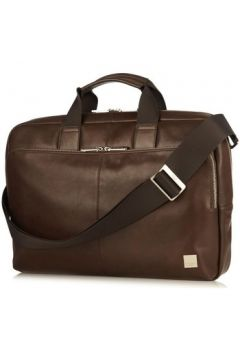 Sac ordinateur Knomo Newbury Leather Briefcase 15 pouces(115500212)