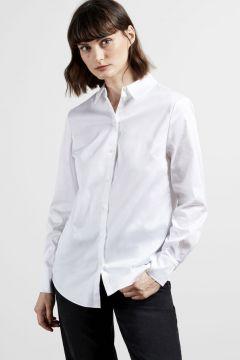Cotton Oversized Shirt(119206075)