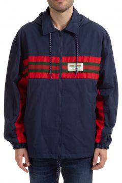 Men's outerwear jacket blouson hood(124652216)