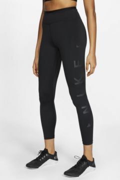 Nike One Icon Clash Normal Belli 7/8 Grafikli Kadın Taytı(111011521)