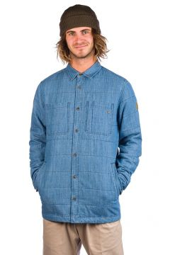 Coal Lost Creek Shirt blauw(100661600)