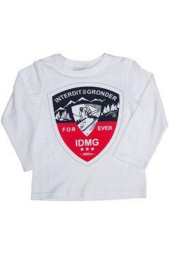 Sweat-shirt enfant Interdit De Me Gronder Alpes(98533514)