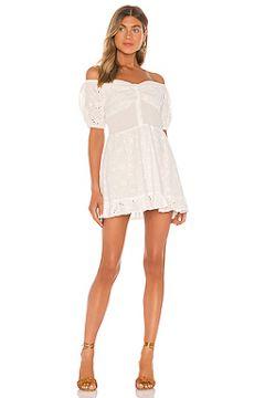 Мини платье ditsy doo - Finders Keepers(115064670)