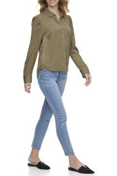 Dkny Jeans Uzun Kollu Gömlek(124438267)