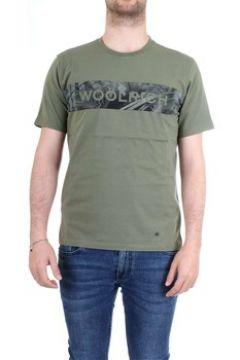 T-shirt Woolrich WOTEE1154(115519328)