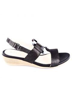 İloz Gümüş Kadın Sandalet(110976200)