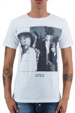 T-shirt Ko Samui Tailors T-Shirt Stranger Things Blanc KSUTT488STRANGE(127969095)