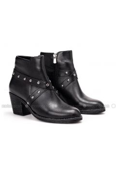Black - Boot - Boots - Just Shoes(110336935)