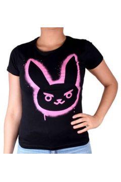 T-shirt Jinx T-shirt Femme Overwatch - D.Va Spray(127853110)