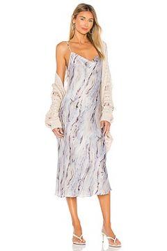 Платье миди revel - Amanda Uprichard(125445405)