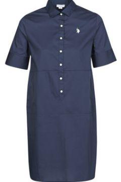 Robe U.S Polo Assn. DENA DRESS SHIRT SS(128002388)