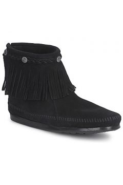 Boots Minnetonka HI TOP BACK ZIP BOOT(115457574)