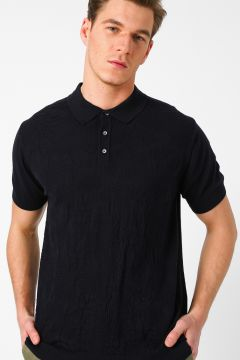 Fabrika Lacivert Polo T-Shirt(113974427)