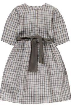 Kleid aus Leinen(113868219)