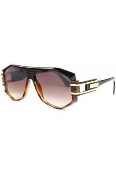 Lunettes de soleil Soleyl Grosses lunettes de soleil marron et noires fashion Hack(115438927)