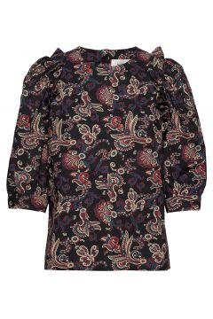 Top Rym Blouses Short-sleeved Schwarz BA&SH(109243175)
